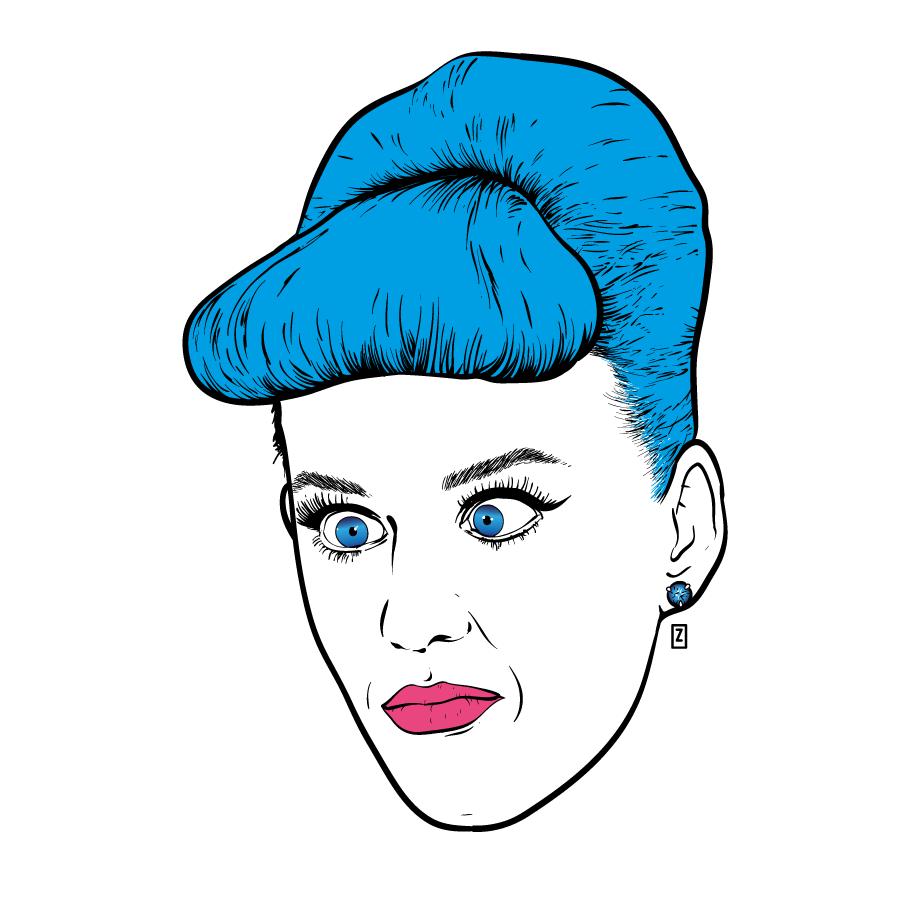 Katy Perry by zor by zor