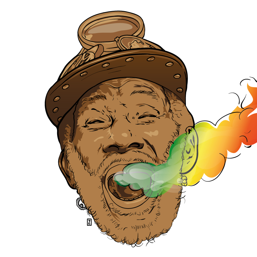 Lee Perry by zor by zor