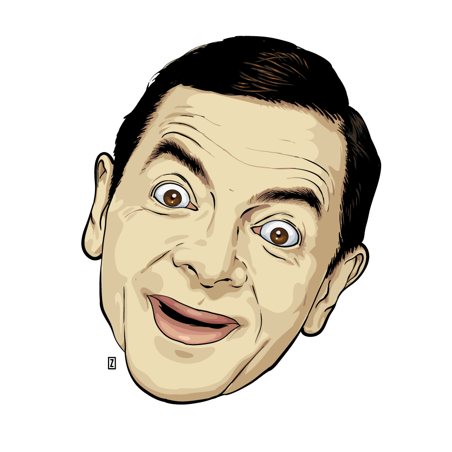 Mr Bean by zor by zor