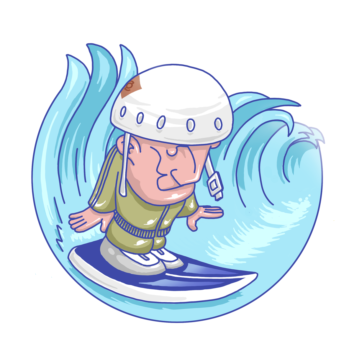 Surfer by zor