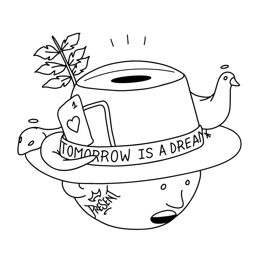 Tomorrow is a dream by zor